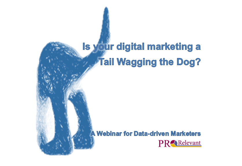 Dog Wagging a Tail or Tail Wagging a Dog? Digital Marketing Effectiveness