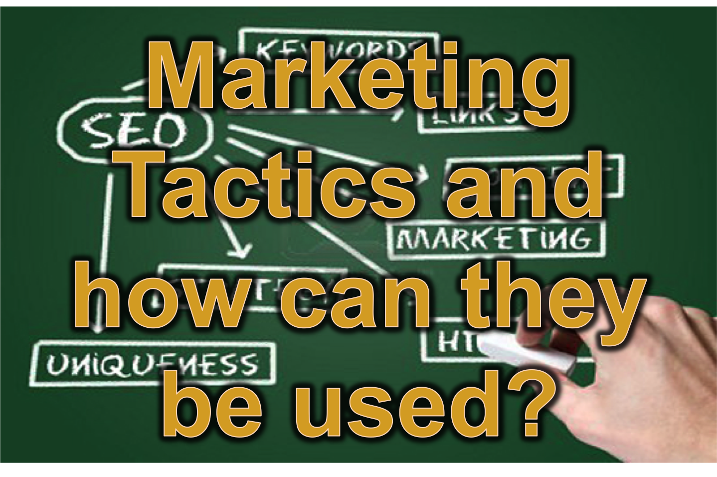 Is your company using marketing tactics when developing marketing plans?